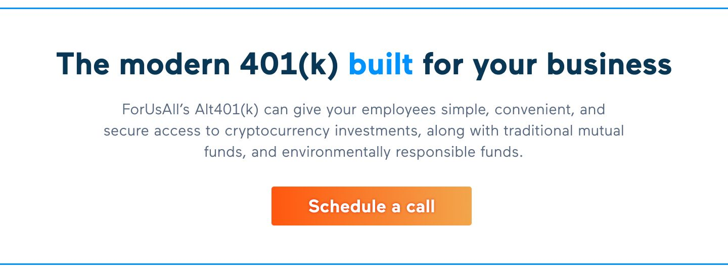 Talk With Our Team For A Modern 401(k) Built For Your Business